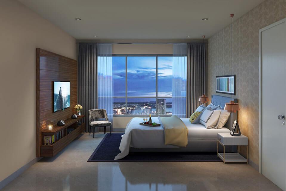 Emerald Isle Bedroom