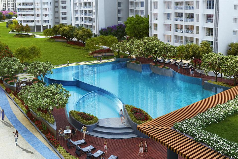 Emerald Isle swimming pool
